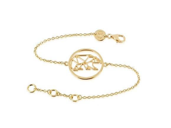 Daisy London x Ellie Goulding Gold Bracelet